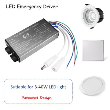 Kit 3-40W Emergenza LED