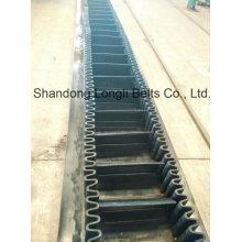 Correas transportadoras de banda lateral del Corrugator de alta calidad