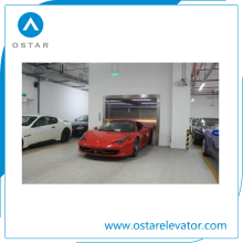 2 Tons Machine Room Car Lift Elevator with Good Quality