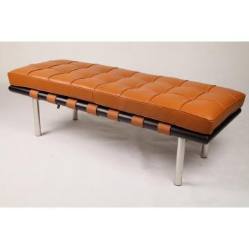 Knoll Barcelona Bench 2-Sitzer