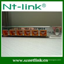 New item Netlink 0.5u cat6a unloaded patch panel