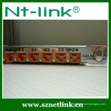 Новый элемент патч-панели Netlink 0.5u cat6a