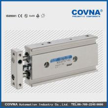 COVNA10mm-32mm diámetro del doble efecto tipo tipo de cojinete de deslizamiento cilindro de doble eje de aire limpio