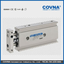 COVNA10mm-32mm tamanho do furo duplo efeito tipo deslizante tipo cilindro de ar duplo de ar limpo
