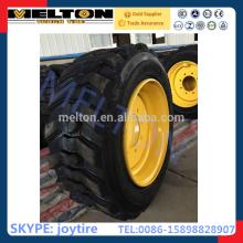 precio barato 14-17.5 neumático de bobcat con larga vida de uso