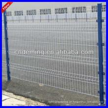 Cerca de malha de arame / cerca de ferro / cerca de ferro forjado / cerca de arame / pvc vedação / painéis de cerca