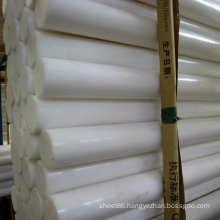 Factory White Engineering POM Plastic Sheet / Bar