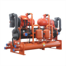 Hot Sale Air Conditioner Industrial Water Cooled Screw Chiller