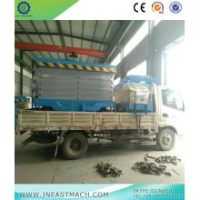 0.5t 11m Height Trailer Electric Mobile Scissor Lift