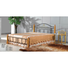 Hot Sell New Design Simple Steel Bed (535 #)