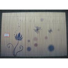 (BC-M1029) Ручная натуральная бамбуковая прямоугольная теплоизоляционная подставка