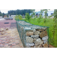 Environmentally Friendly Wire Mesh Gabion Box for Hot Sale