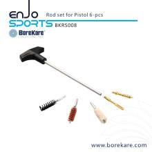 Borekare 6-PCS Pistol Cleaning Rod Set