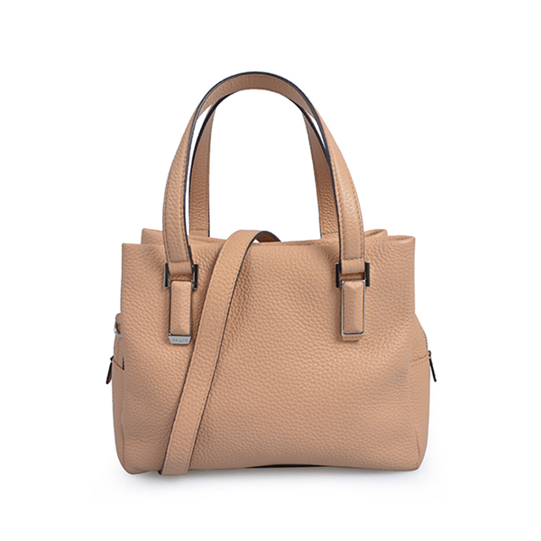 Women Large Tote Bag Genuine Leather Korean Shoulder Handbags Fashion Women's Bag