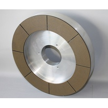 Vitrified Bond Diamond and CBN Grinding Wheels (6A2, 1A1W)