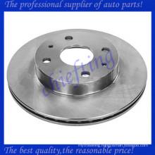 MDC1400 43512-BZ040 43512-BZ030 43512-97202 43512-B1050 4351297202 43512B1050 for perodua daihatsu charade sirion yrv brake disc