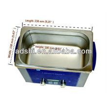Venta caliente profssional El limpiador ultrasónico más nuevo de la alta calidad 4000ml