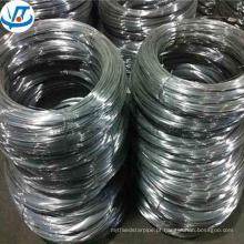 Fio de aço inoxidável 2MM 304 201 316 Aço inoxidável de fio de recozimento
