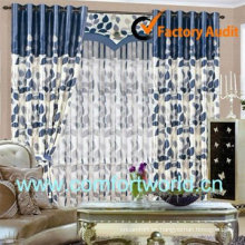 2013 moda nuevo diseño última cortina para la ventana de la sala de estar