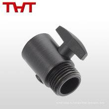 ПВХ черный электрический водяной регулятор давления топлива клапан/санитарно-регулирующий клапан