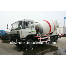 9 CBM cement mixer,6*4 cement mixer trucks for sale