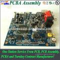 Proveedor de servicios PCBA, SMT y servicio DIP, PCB electrónico, placa PCBA