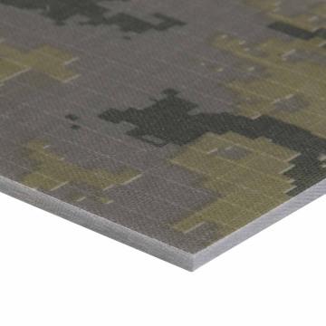 Camuflaje G10 laminado para mango de cuchillo