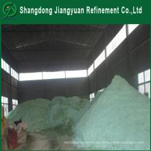 Preparación de Sulfato de Amonio Ferroso