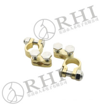 RHI Brass / Cuivre AA Batterie Terminal