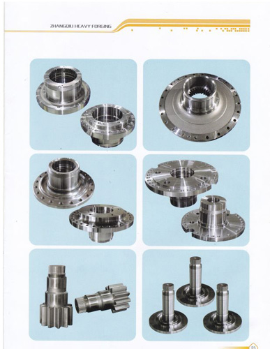 C45 Forgings Equipment