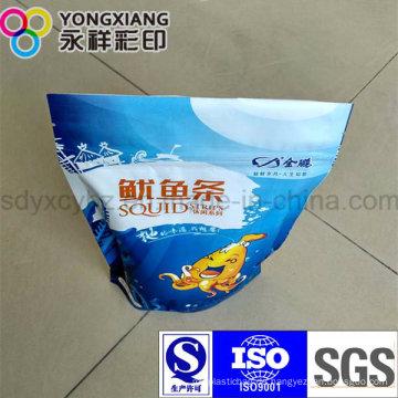 Stand up Reißverschluss Kunststoff Verpackung Snack Food Bag