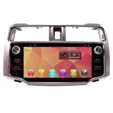 Android10.0 System 4G Car Radio Multimedia Video Player Dashboard GPS Navigation Subwoofer For Toyota 4Runner 2010-2021