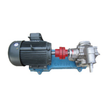Stainless steel hydraulic gear pump from China Gold Supplier