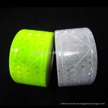 5CM width PVC reflective safety tape for clothing