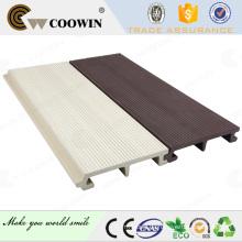 Outdoor-Einsatz Wpc Material und Holz Kunststoff Wandpaneel