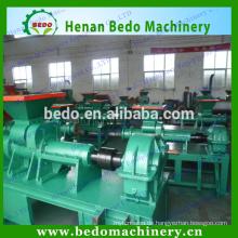 2015excellent Barbecue charcoal extruder press machine /shisha coal briquette machine/charcoal bar making machine008613253417552
