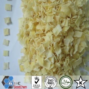 Dehydrierte Kartoffelflocken des chinesischen Lieferanten Klasse A 10 * 10 * 3 mm