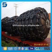 Pára-choque pneumático de Yokohama da borracha natural 3.3m x6.5m