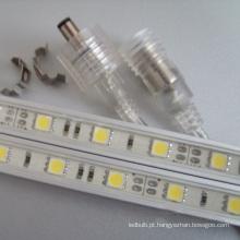 CE RoHS exterior alto brilho IP67 5050 LED barra rígida