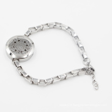 Hot Sale 2016L Stainless Steel Fashion Essential Oils Locket for Bracelet Jewelry