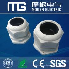 Las ventas directas de la fábrica fijaron la glándula de cable sellada de la resistencia a la corrosión de nylon del tipo M