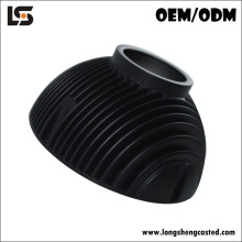 OEM aluminum heat sink cylindrical heat sink die casting led sink for lamps
