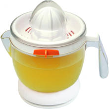 Ultra durable juicer with plastic housing for home