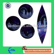Globo inflable modificado para requisitos particulares del helio con la bola inflable del globo de la tierra del precio bajo para la venta