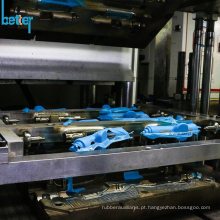 Moldagem de compressão de produto de borracha de silicone personalizada