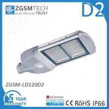 60W 120W 180W 240W Glasabdeckung LED Straßenleuchte