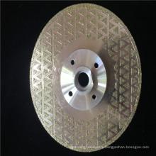 factory price marble diamond circular saw blade for granite glass cutting / discos diamantados