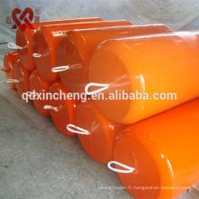 La meilleure qualité de garde-boue flottant de polyuréthane marin de marque de Xincheng
