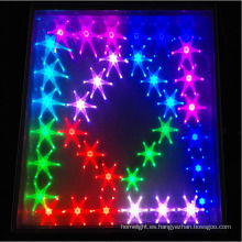 36 PCS 5050 SMD RGB 3en1 Magic LED Dance Floor