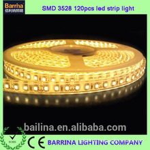 Hohe Qualität CE RoHS 120LED 3528 LED Flex Band Licht